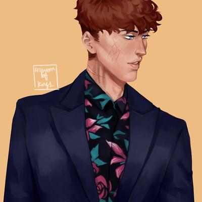 Diana nguyen suit
