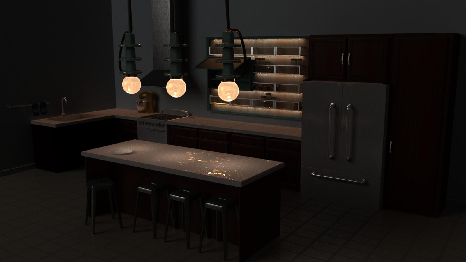 Kitchen Environment