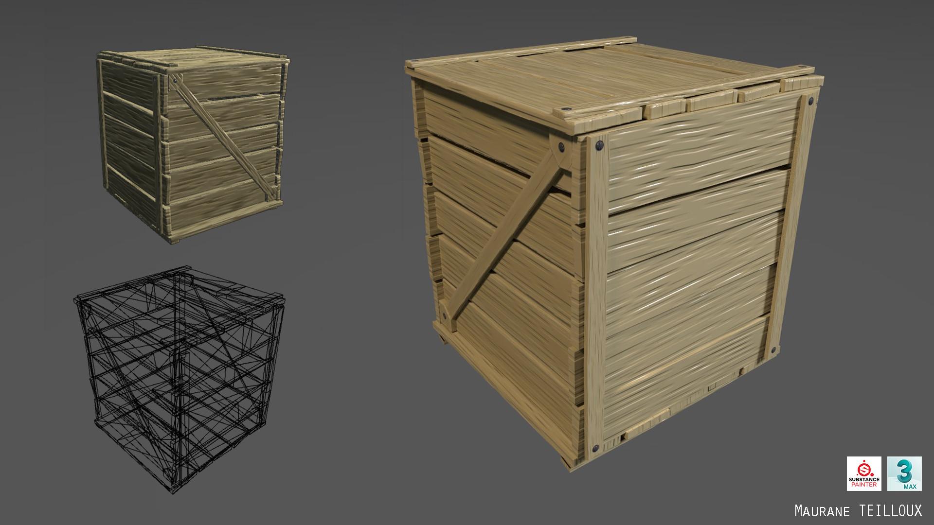 Maurane teilloux box