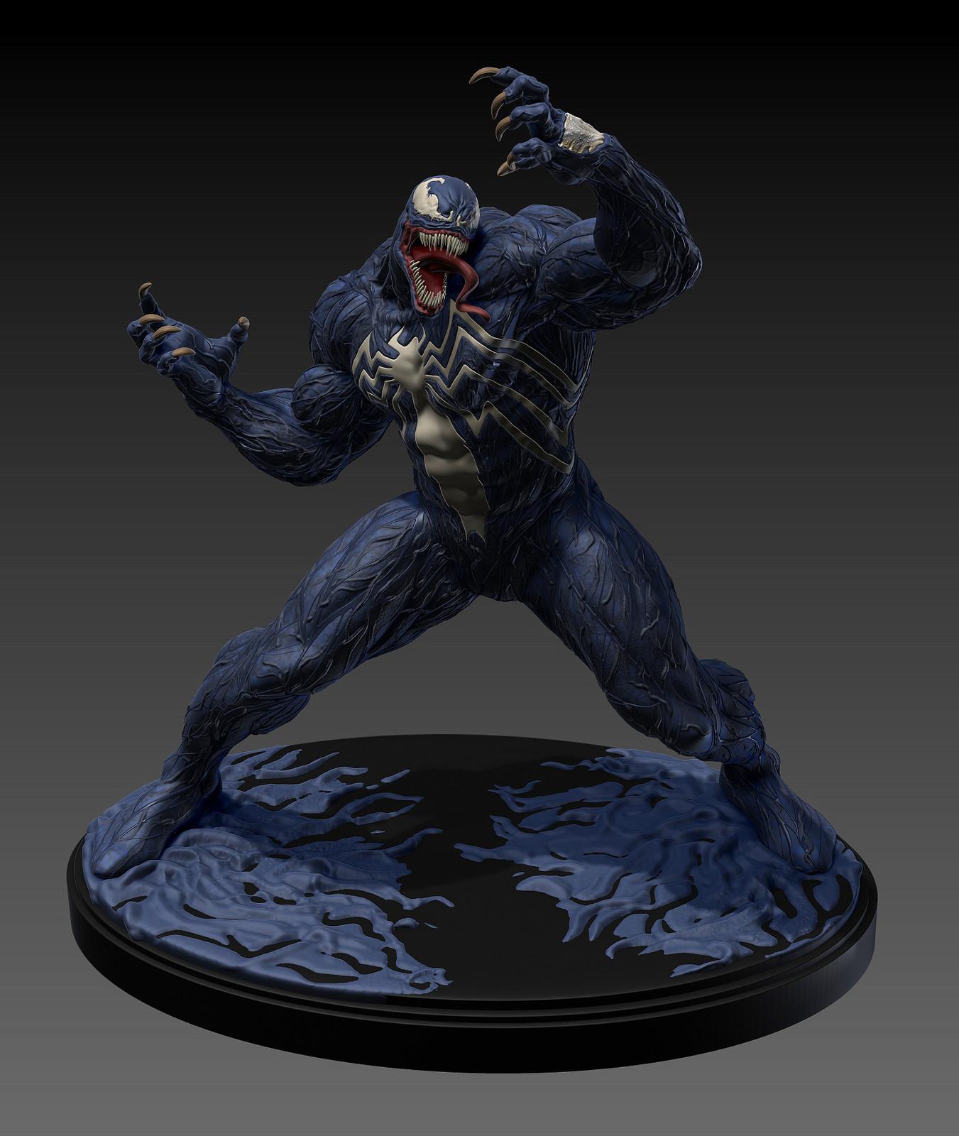 Venom Private Commission
