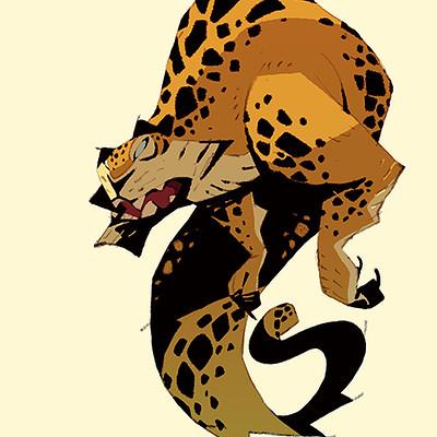 Satoshi matsuura 2018 08 15 jaguar serpent s