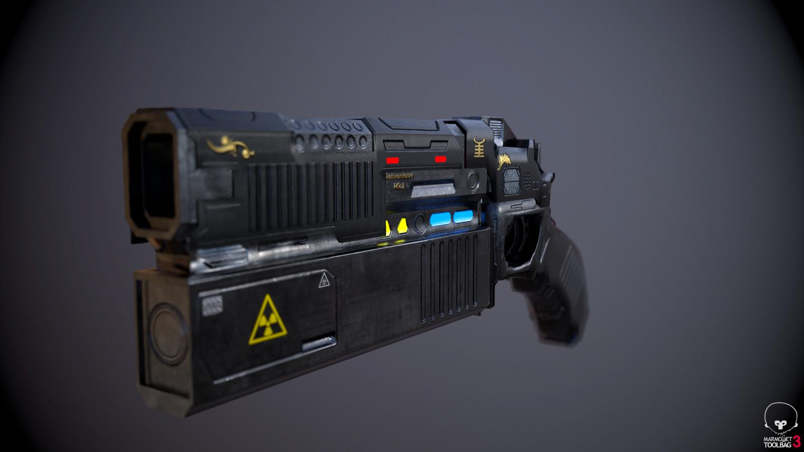 Hand Cannon 1 (Remonique MK2)
