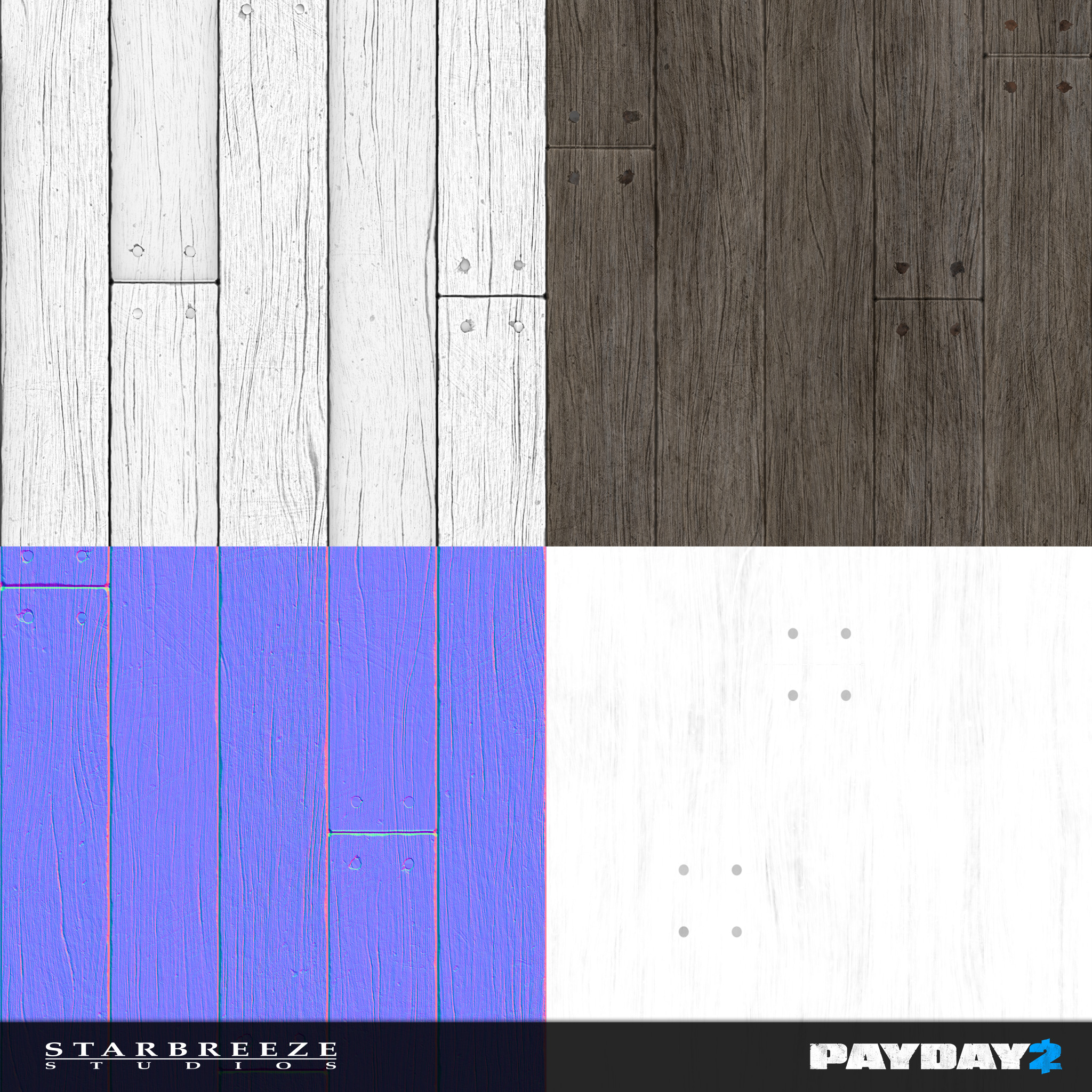 Planks - Textures