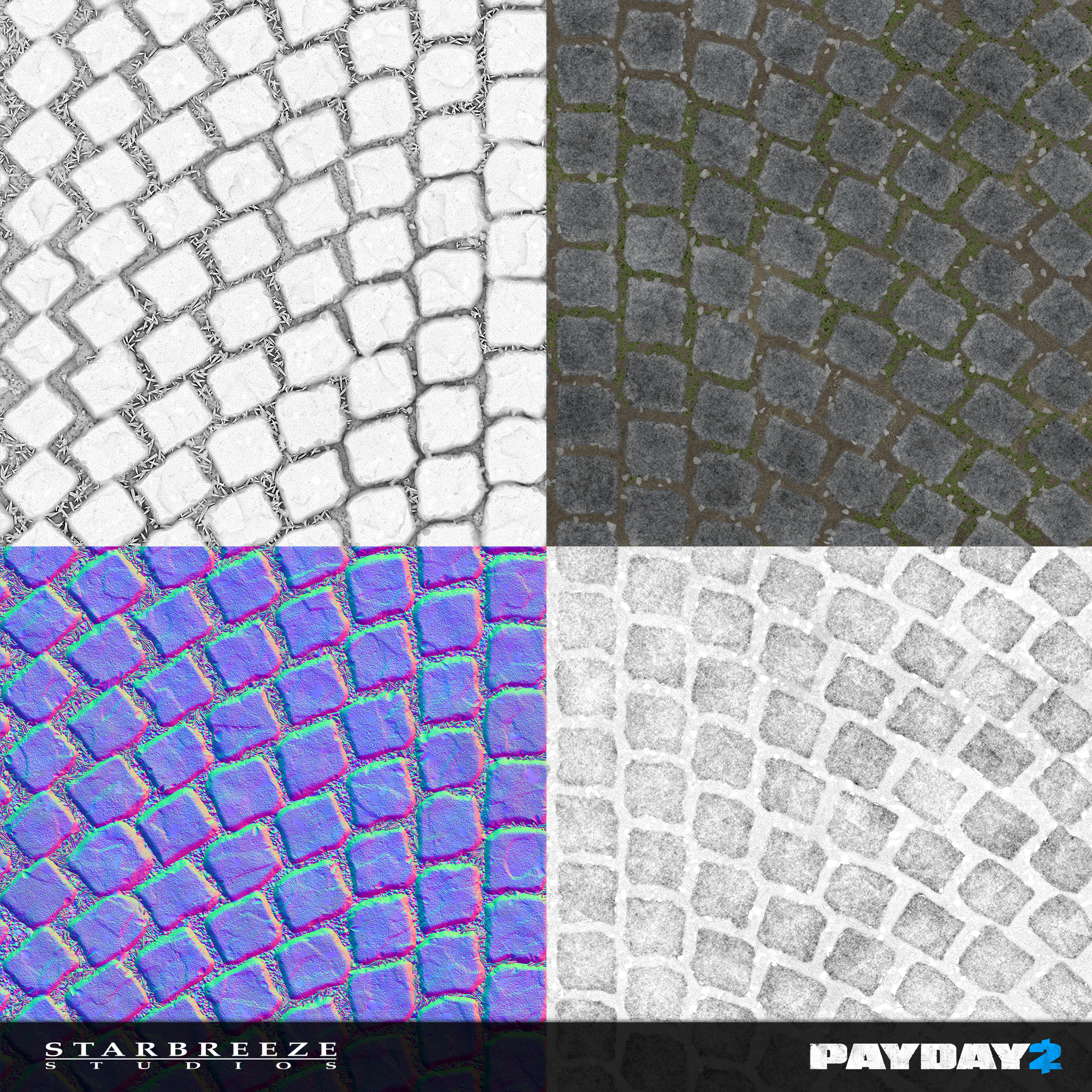 Cobblestone - Textures