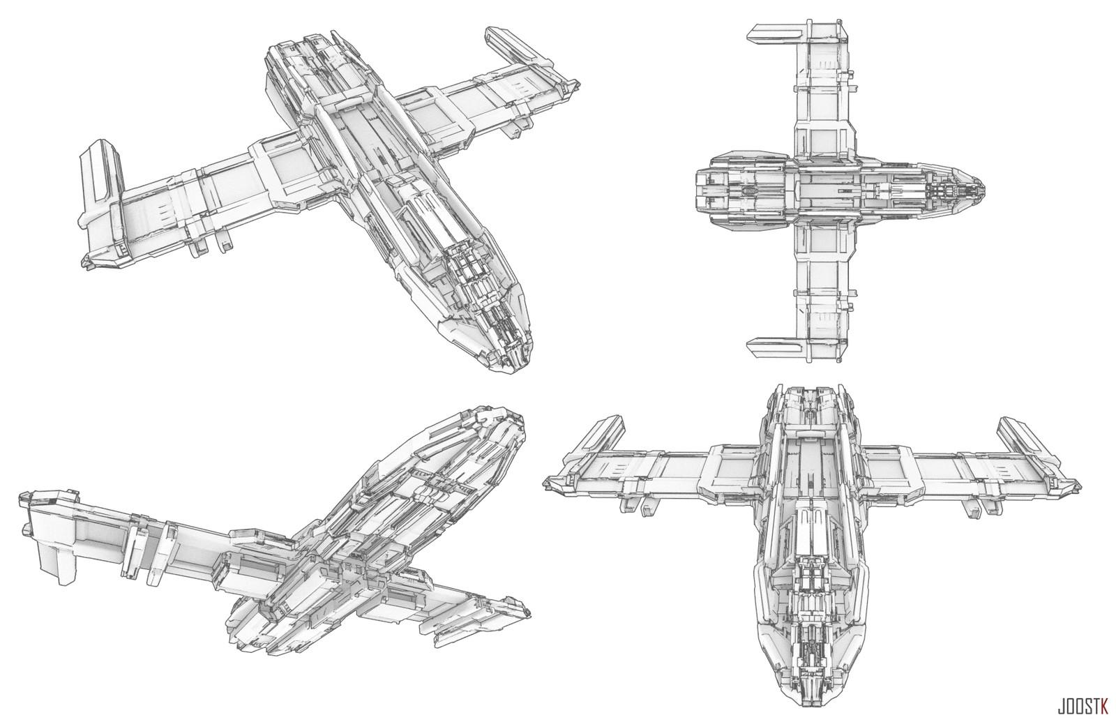Ship Concept 11