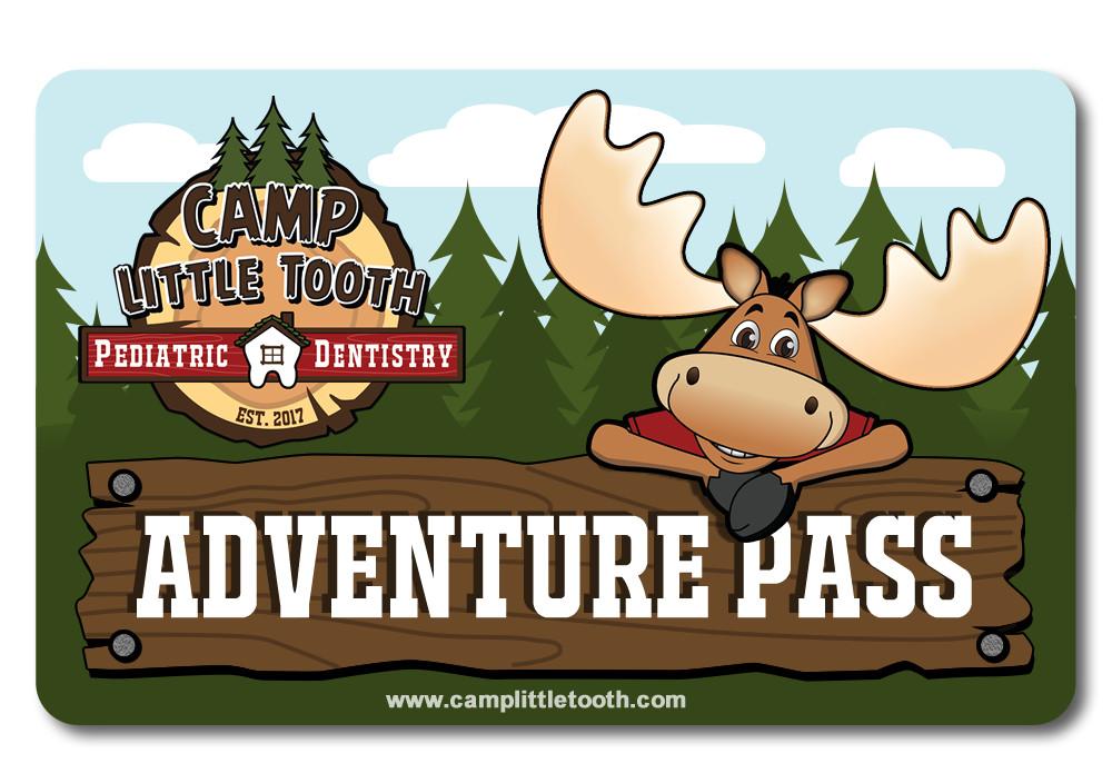 Camp Little Tooth adventure pass