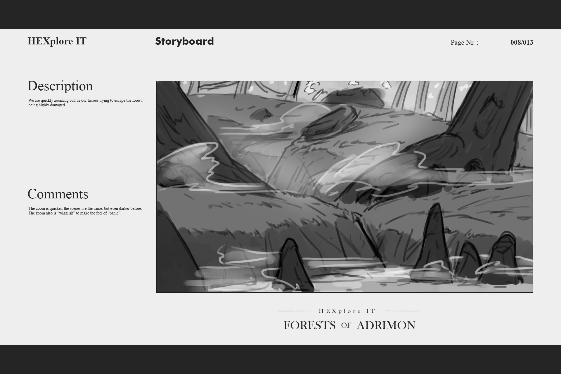 Konrx langa storyboard sketches 37