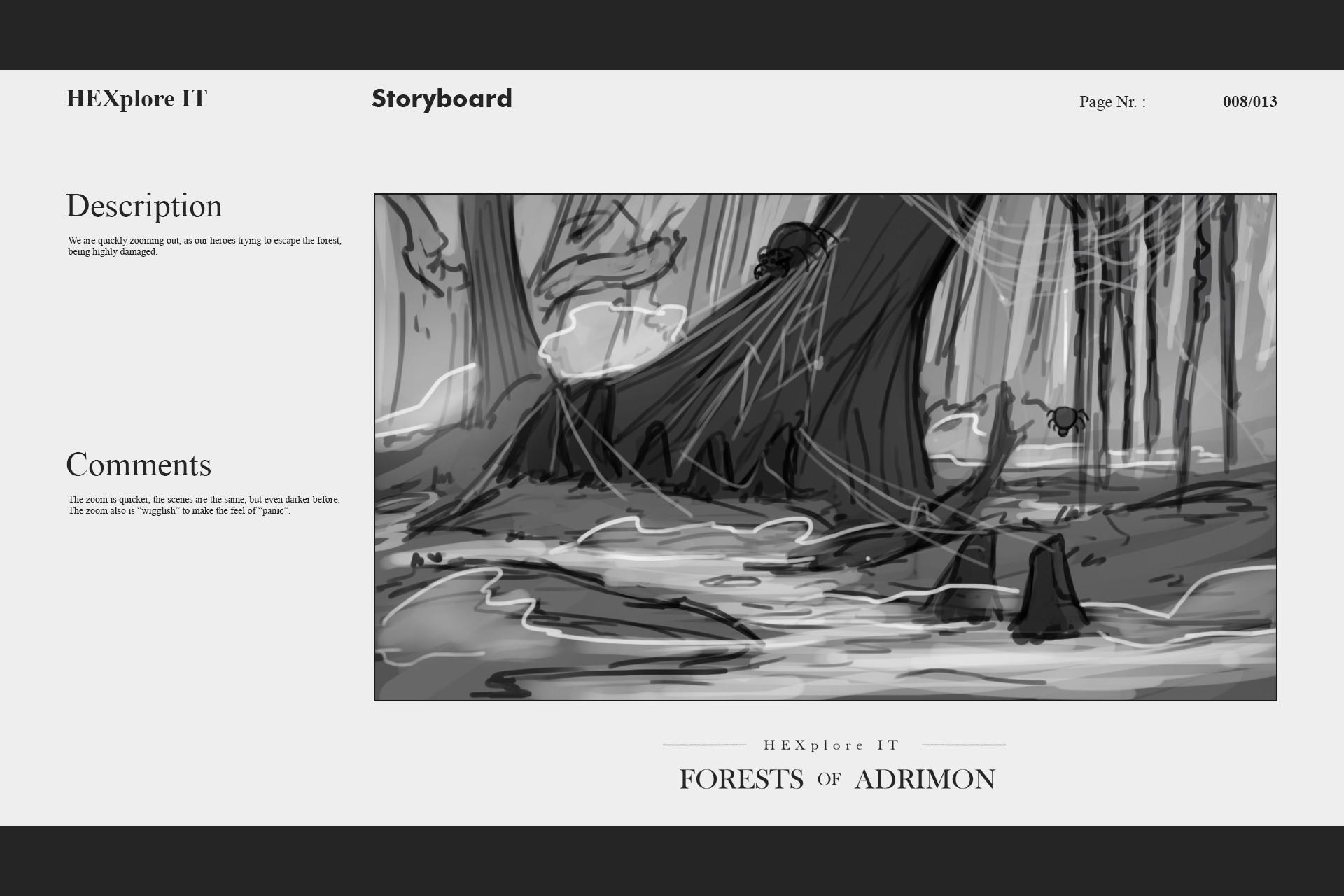 Konrx langa storyboard sketches 40