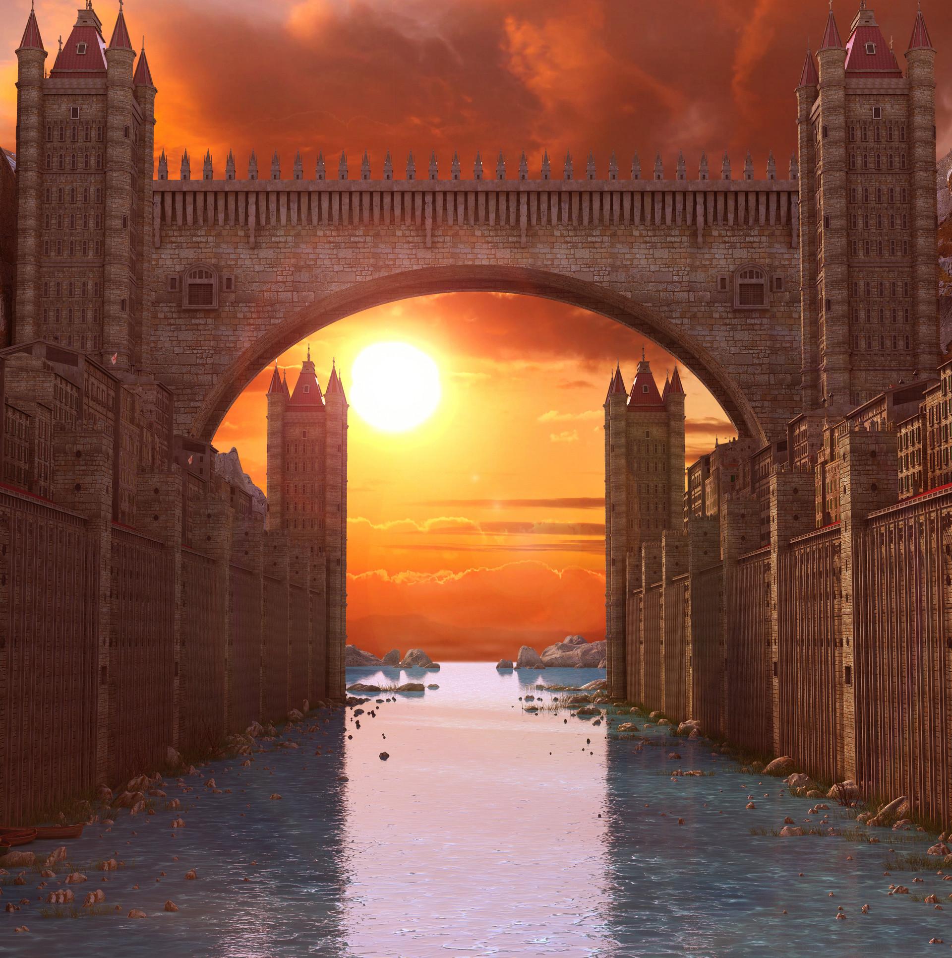 Marc mons sunset2