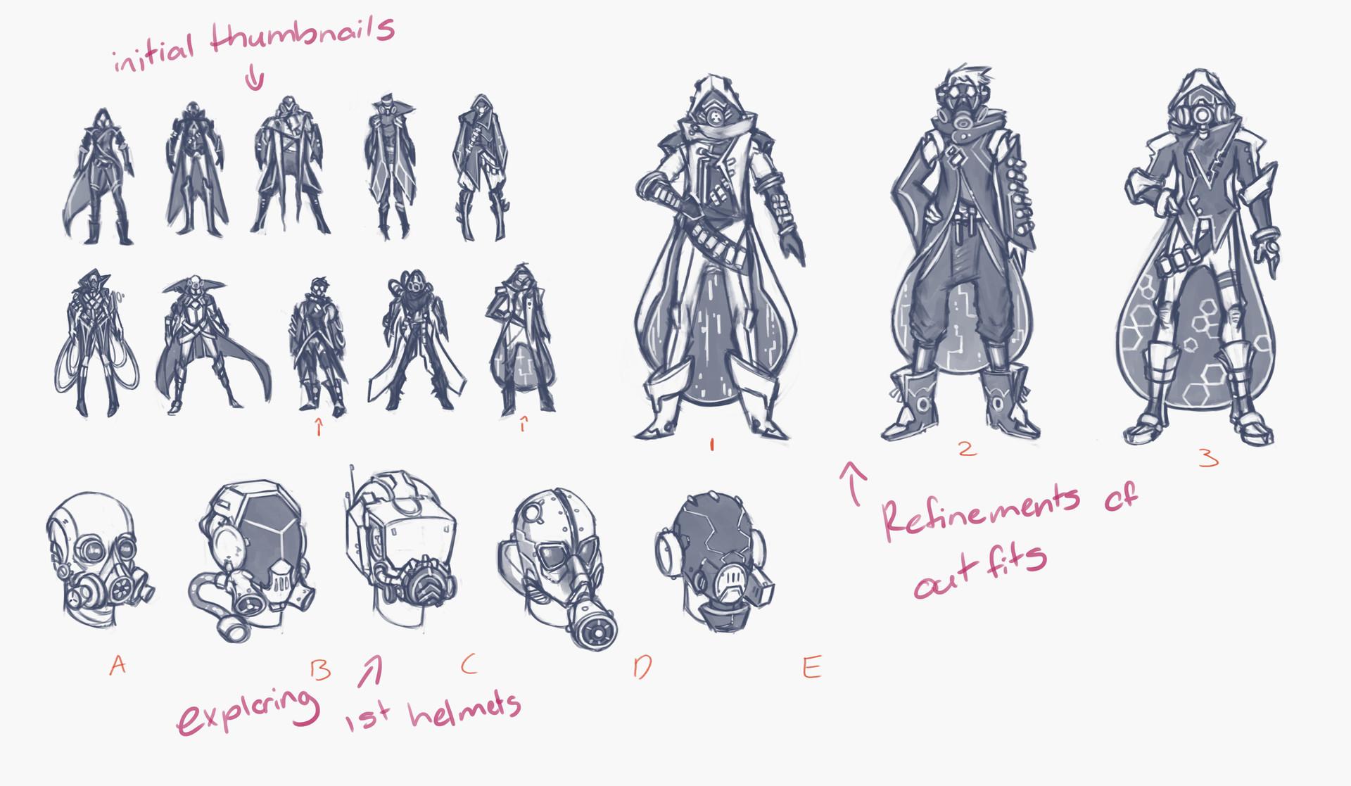 Initial Concept idea