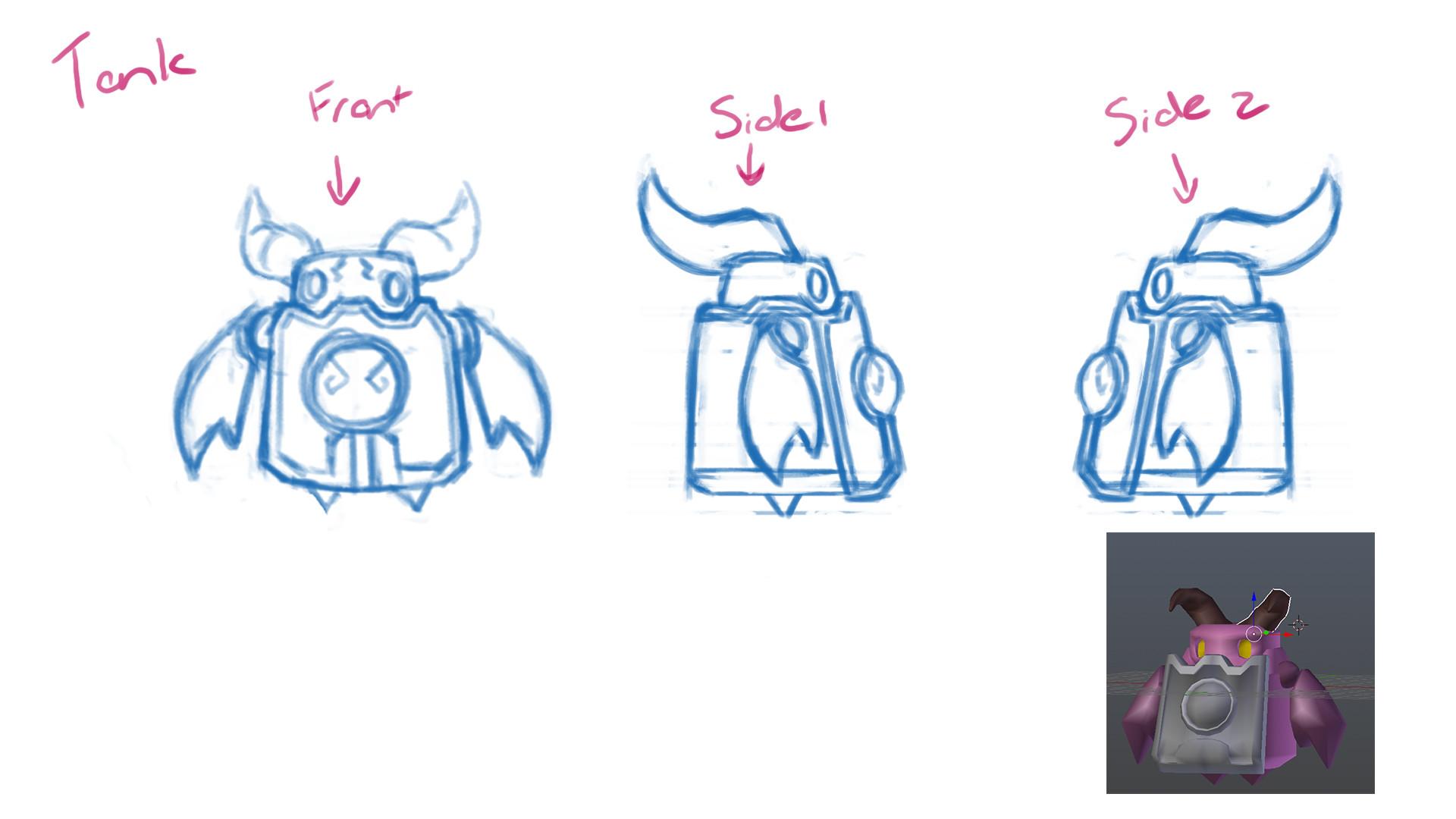 Anthea zammit sketches brainstorm 3