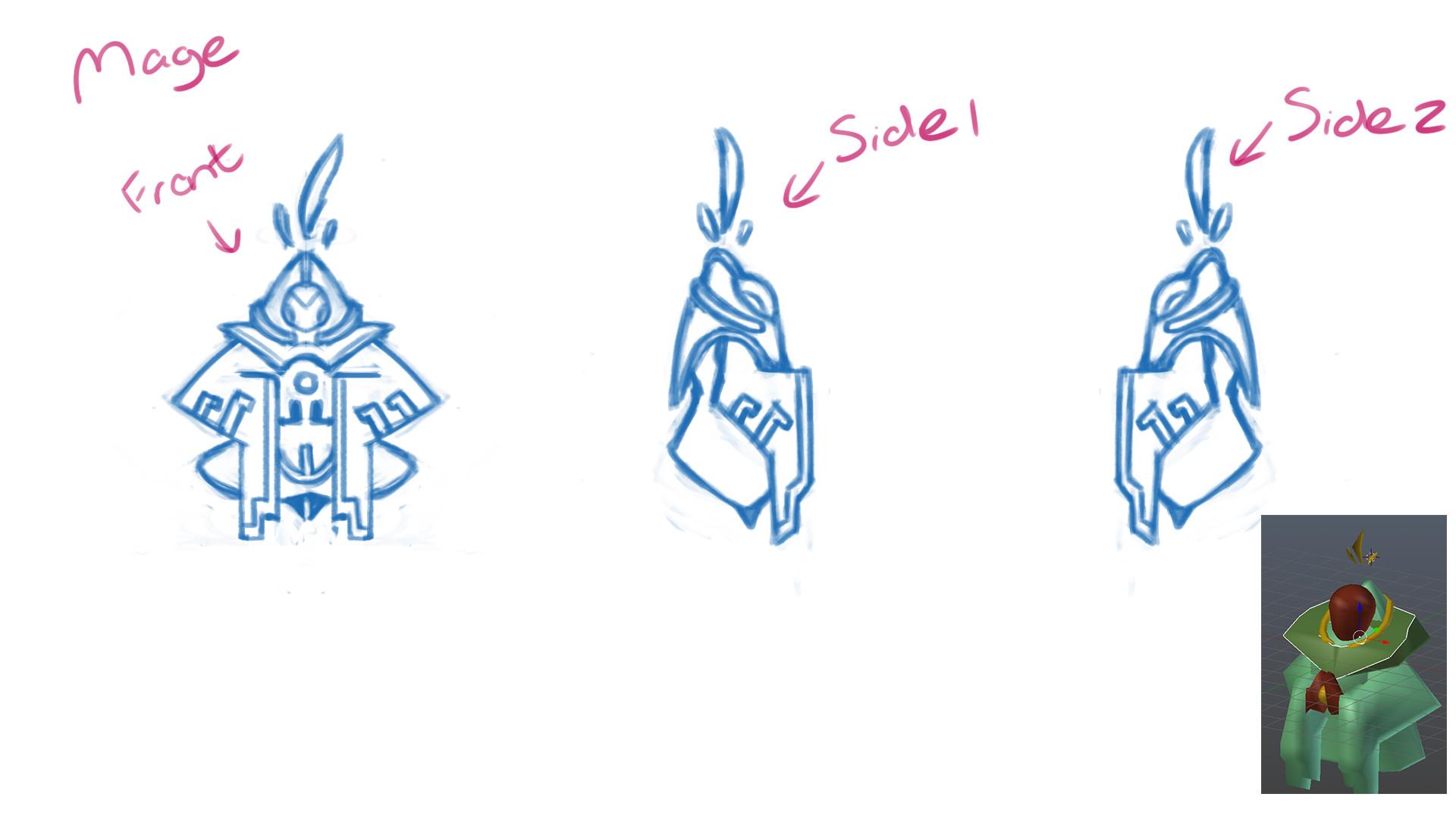Anthea zammit sketches brainstorm 4