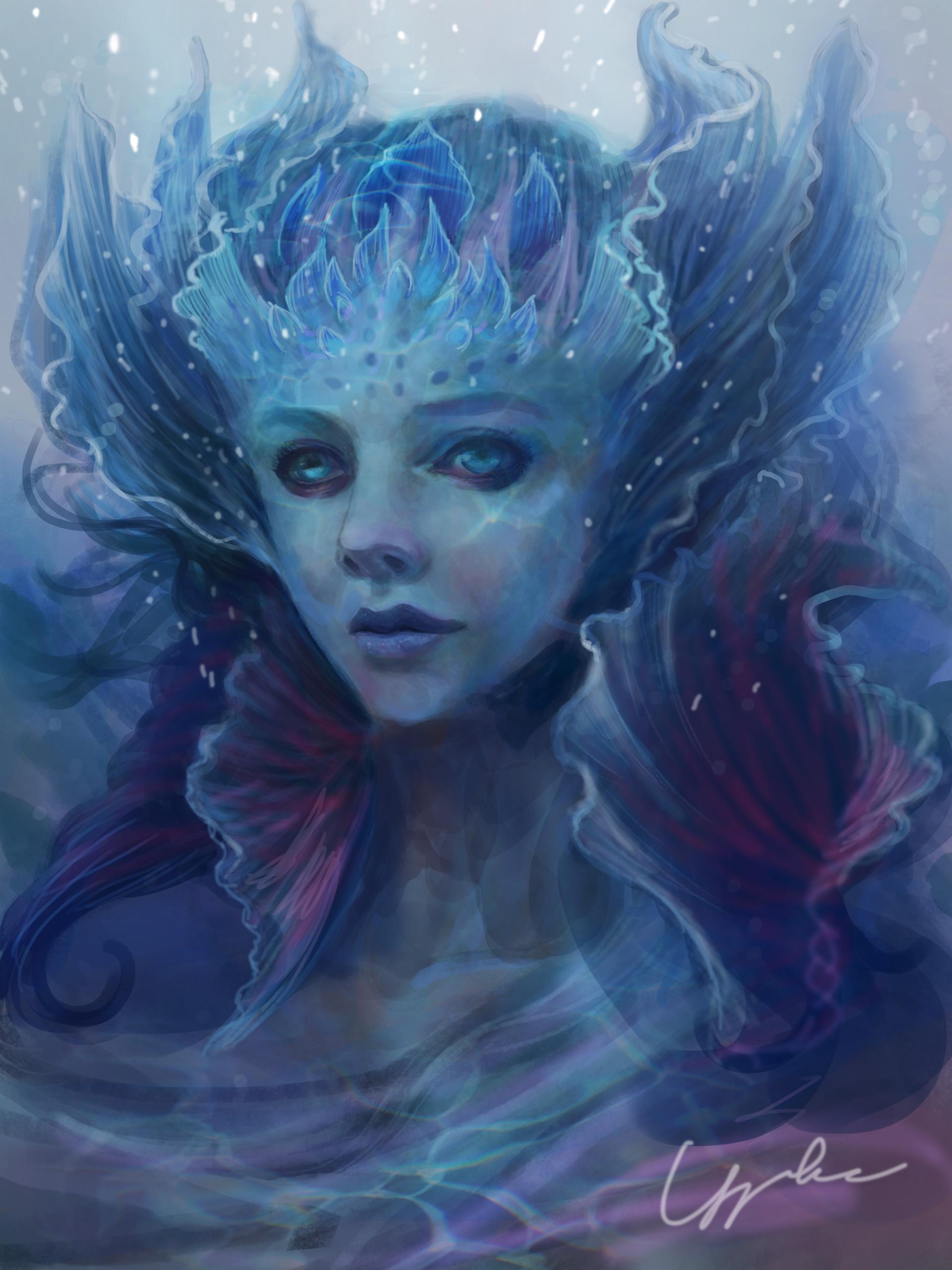 underwater creature design