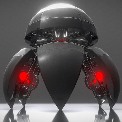 Dennis haupt hydraulic sphere bot sawblade version 6