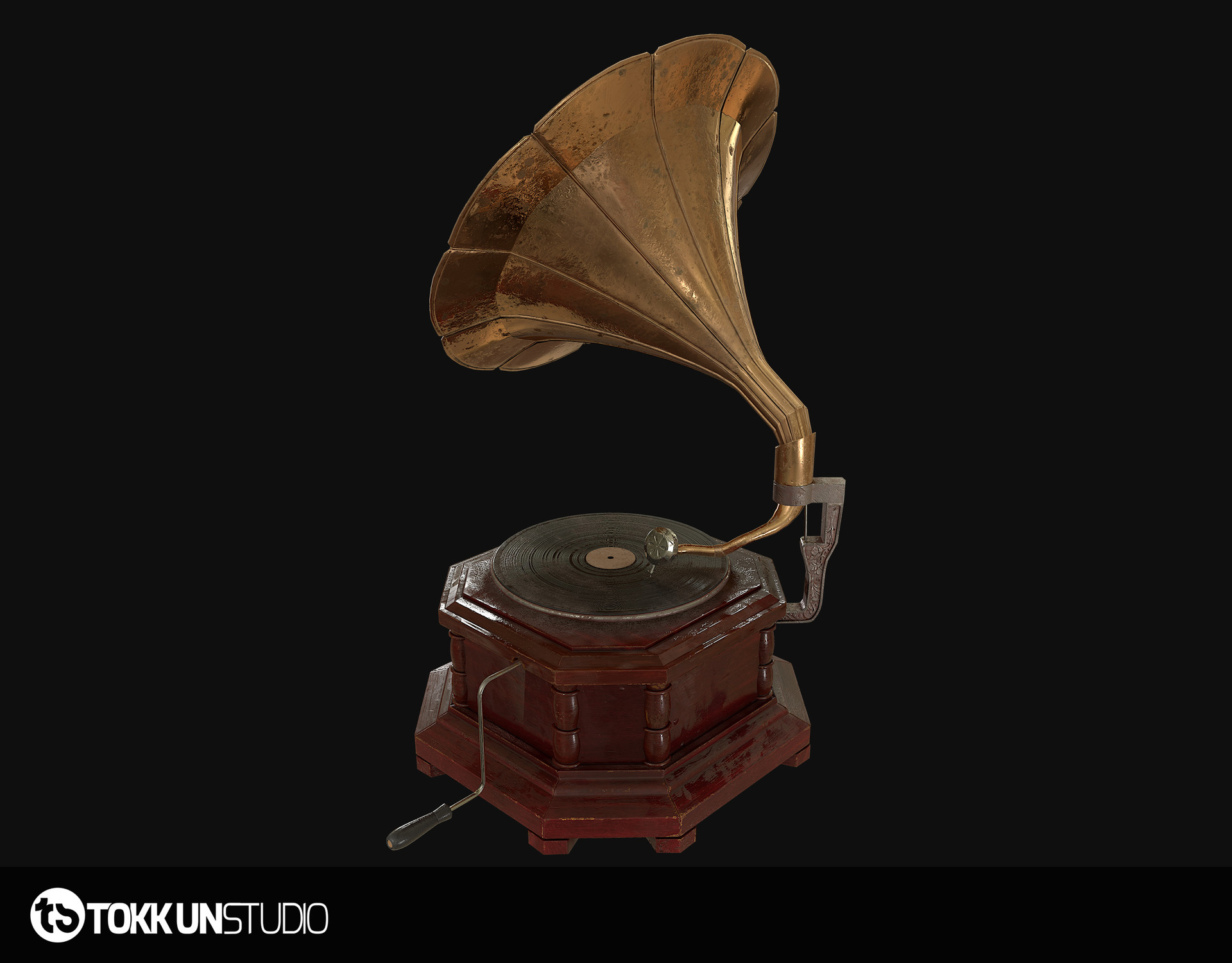 Tokkun studio beauty gramophone 03