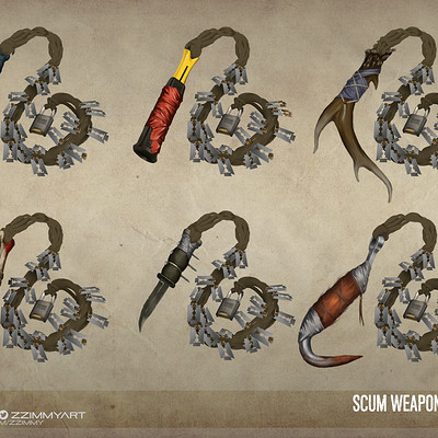 Brandon zimmerman scum weapon conceptsheet1