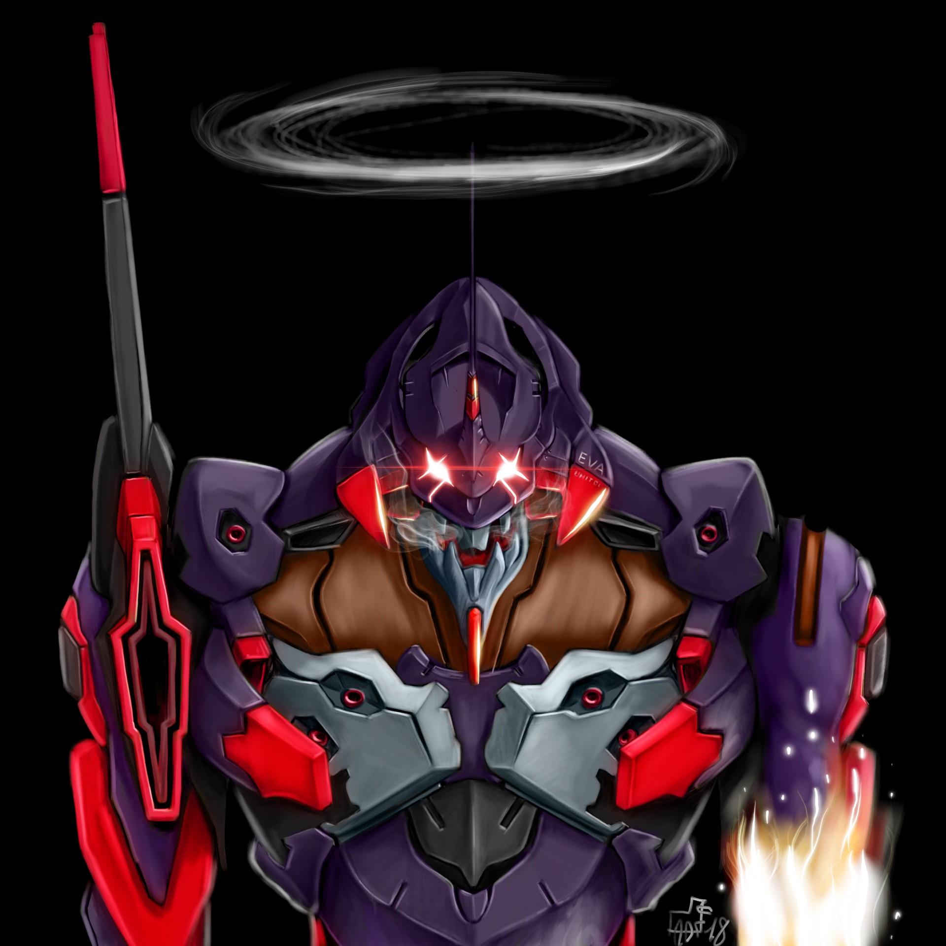 Evangelion Eva 01 Berserk
