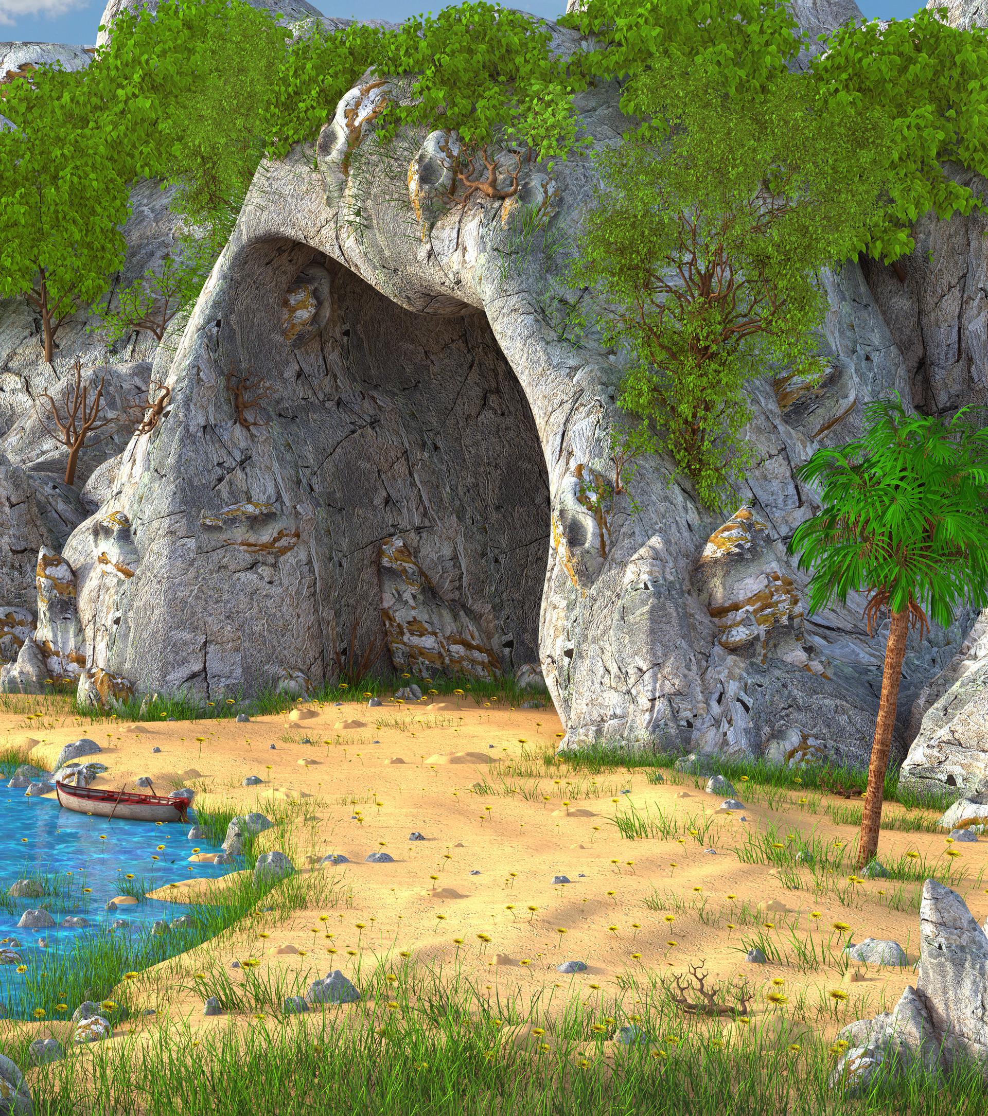 Marc mons cave2