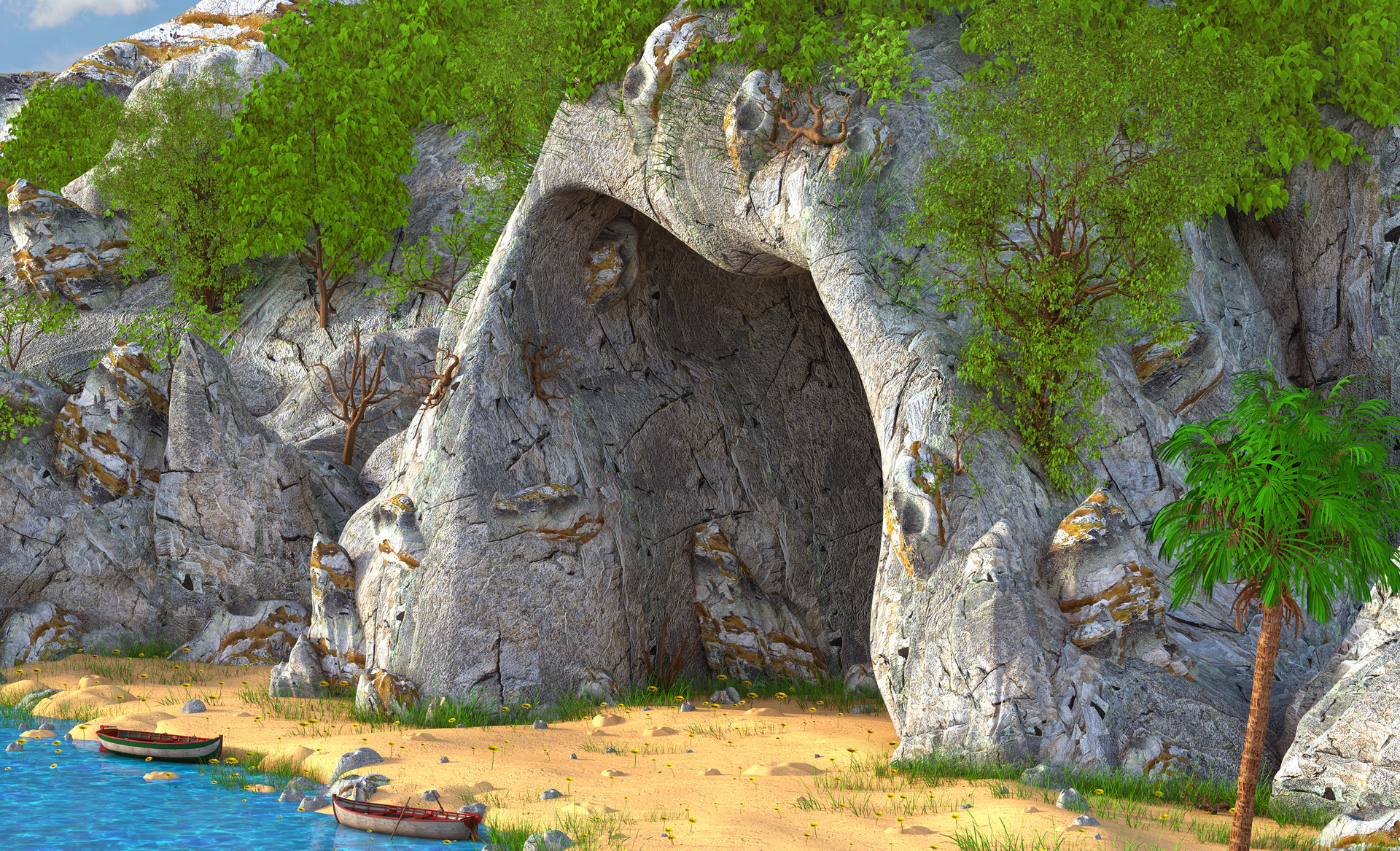 Marc mons cave9
