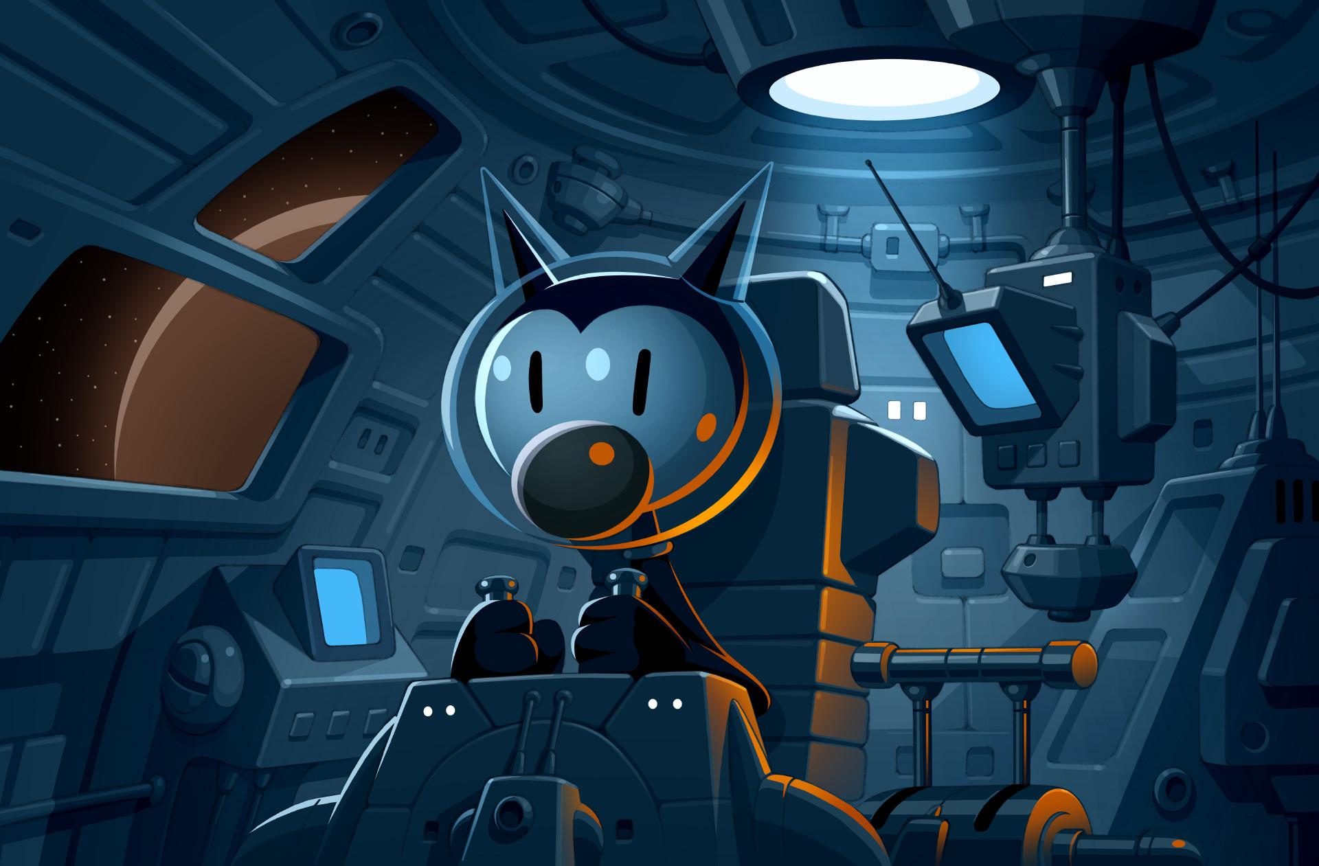 Brian taylor spacecat