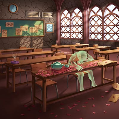 Griselda gabriele bg classroom