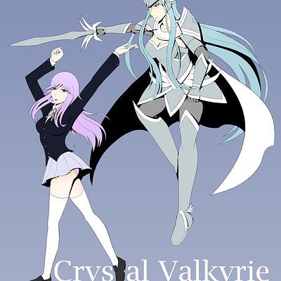 Ann nguyen crystal valkyrie