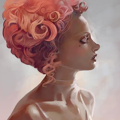 Lesta danica study for fun pink girl