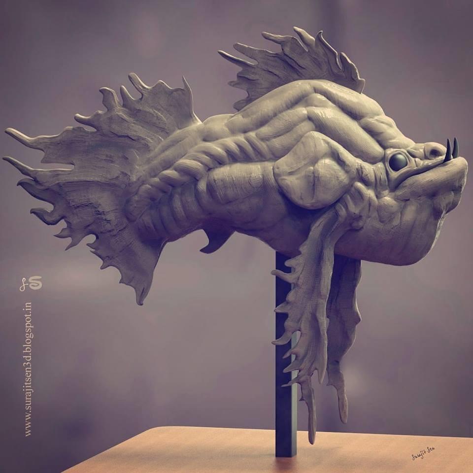 Surajit sen orca speed sculpt study surajit sen ins