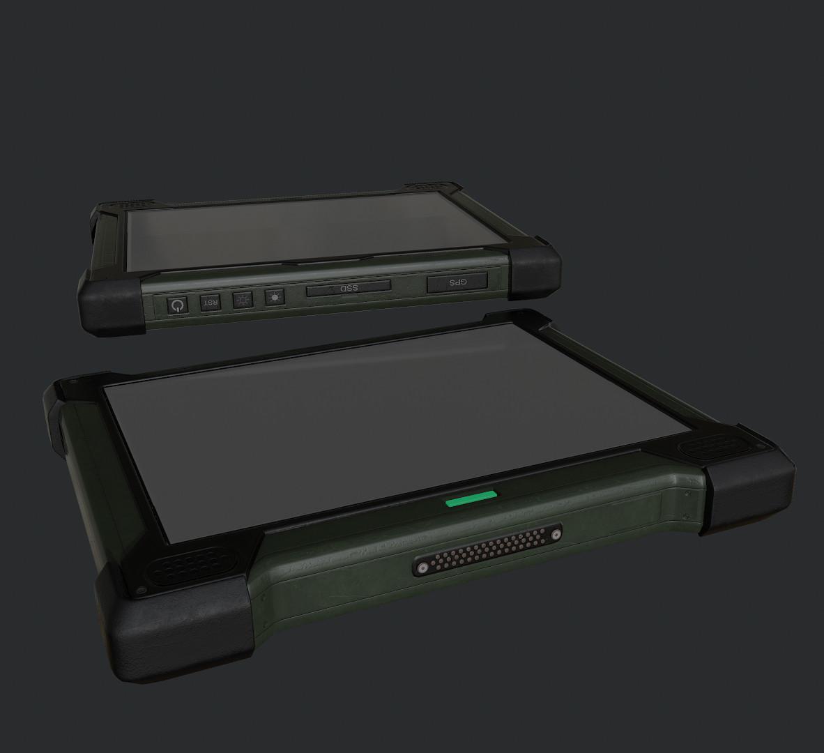 Daniel conroy tablet 2 no brand