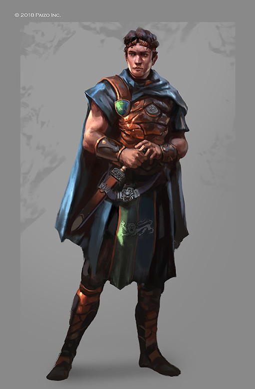 Raph lomotan pf first emperor taldaris
