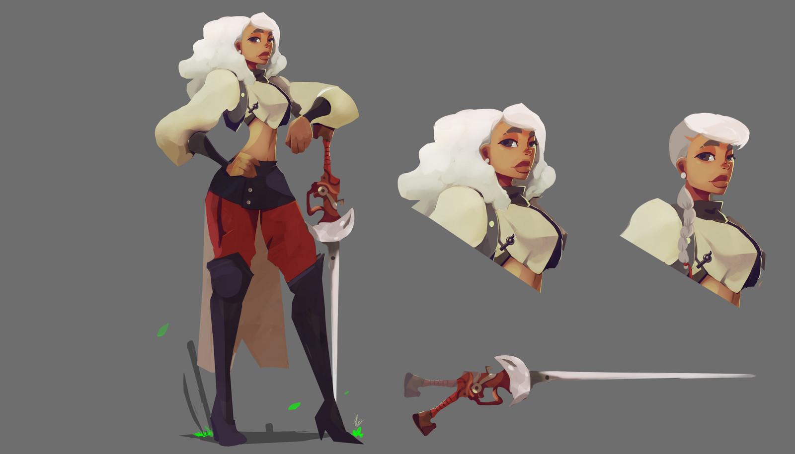 Stylize  Character
