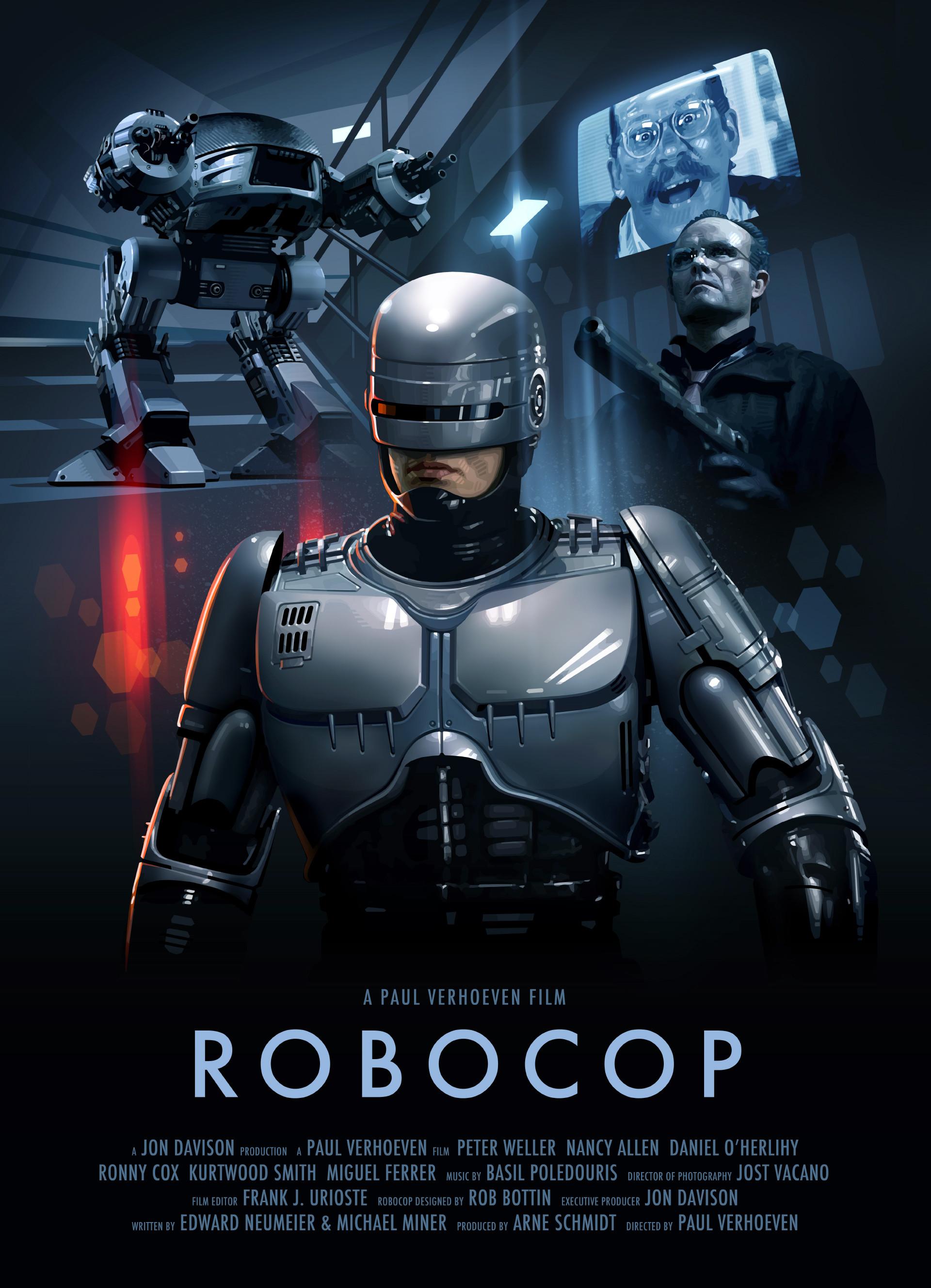 Brian taylor robocop