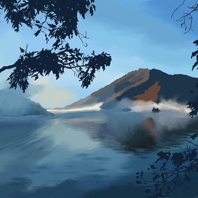 Andre smith mountain serenity low rez