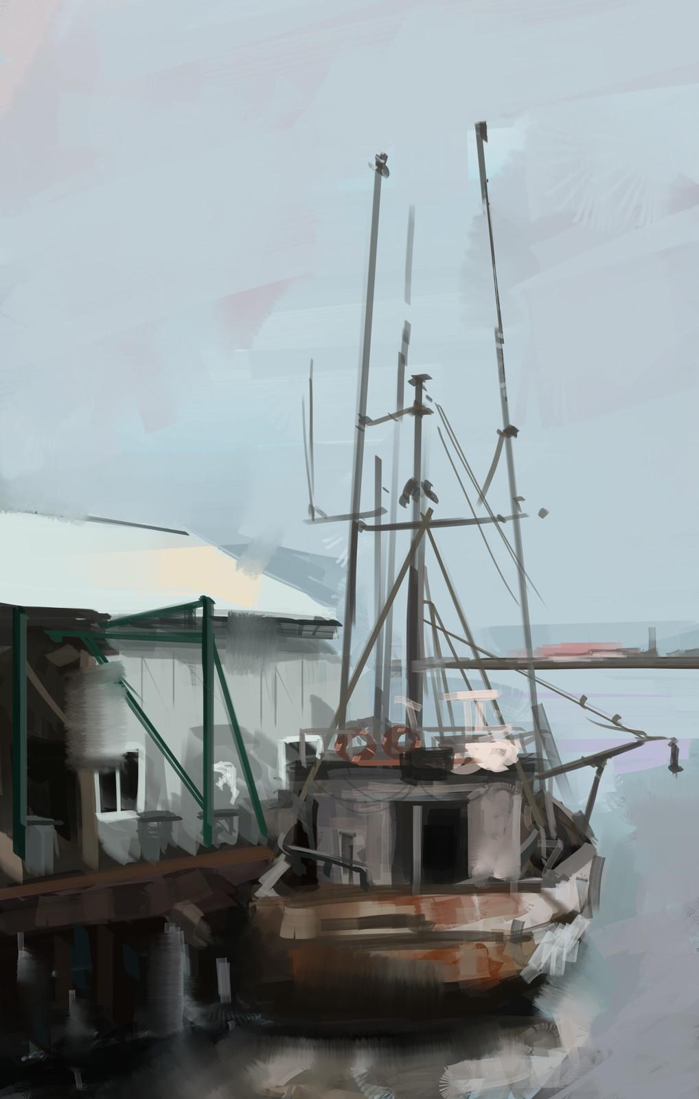 Workboat study