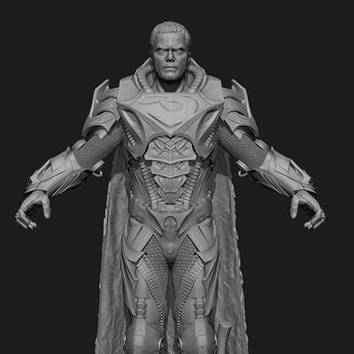 Alterton bizarre mos zod kryptonian03