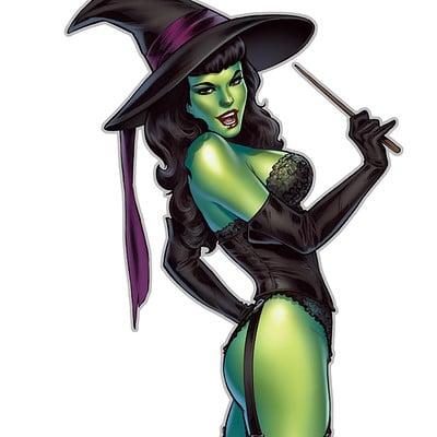 Elias chatzoudis witch2