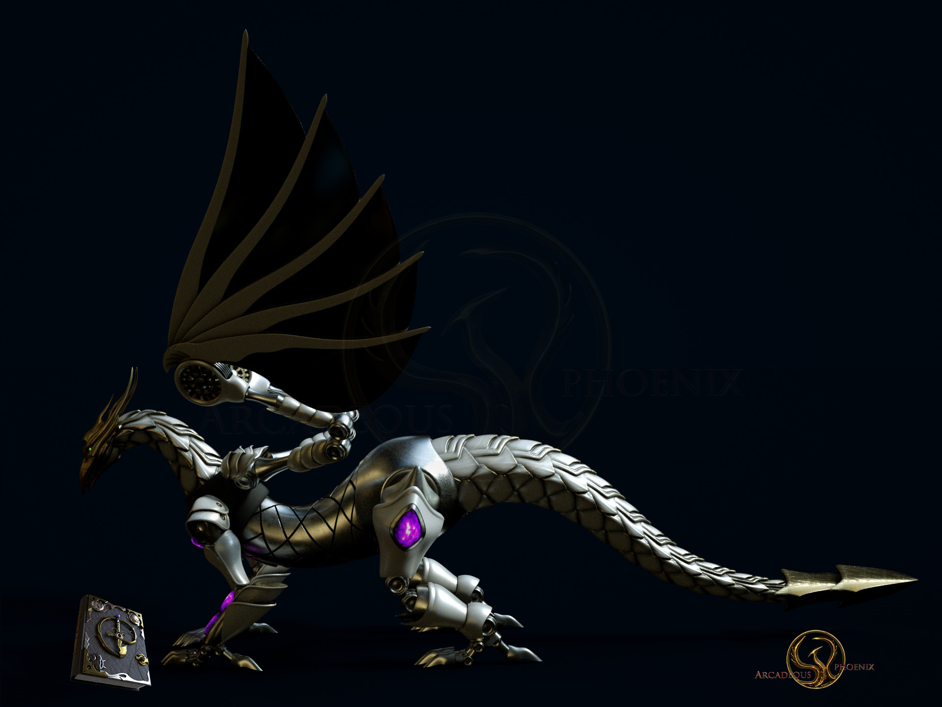 Arcadeous phoenix 6