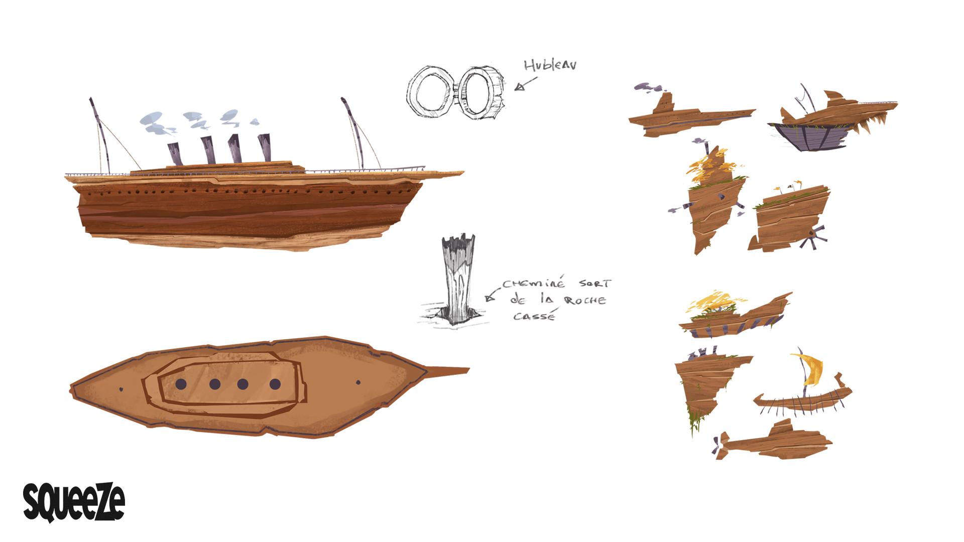 Julien vandois boats