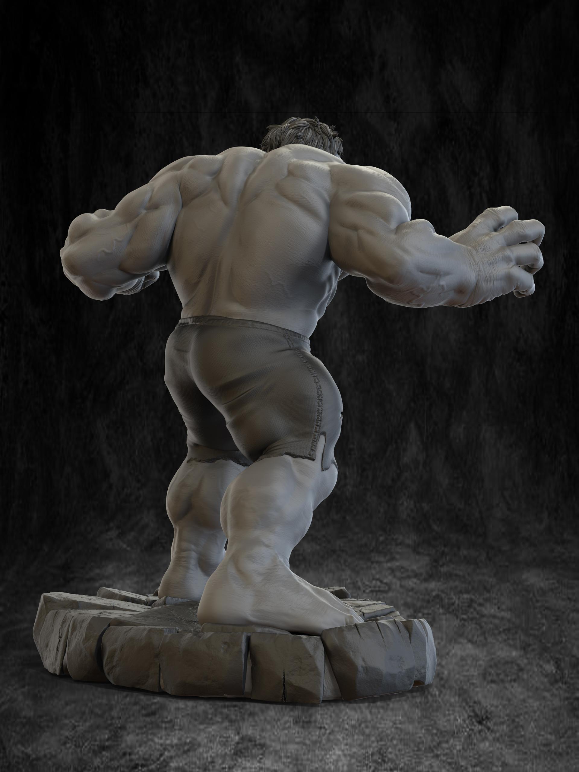 Will higgins hulk 07