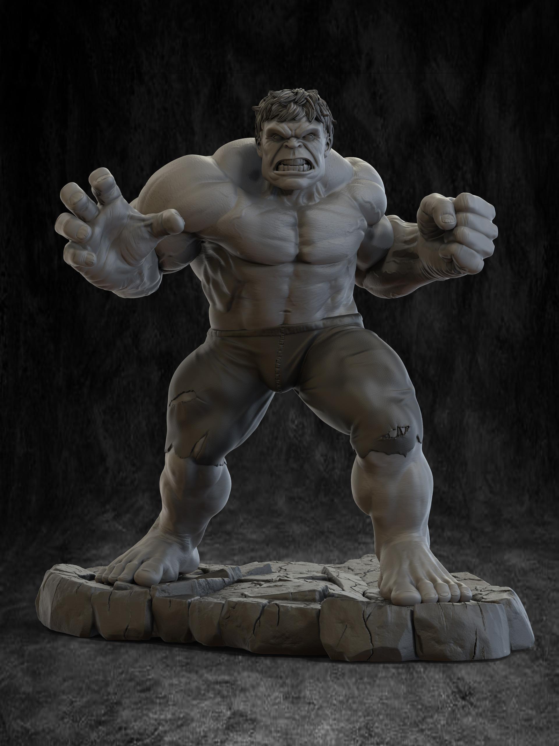 Will higgins hulk 01