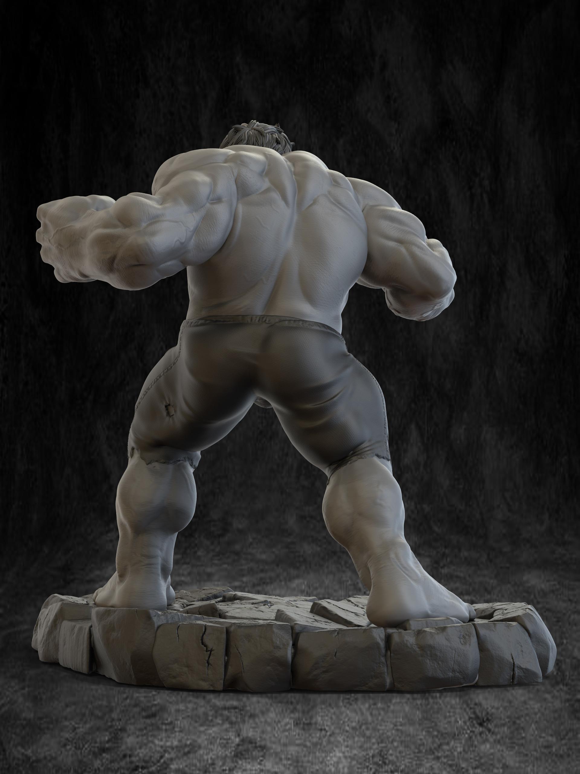 Will higgins hulk 03