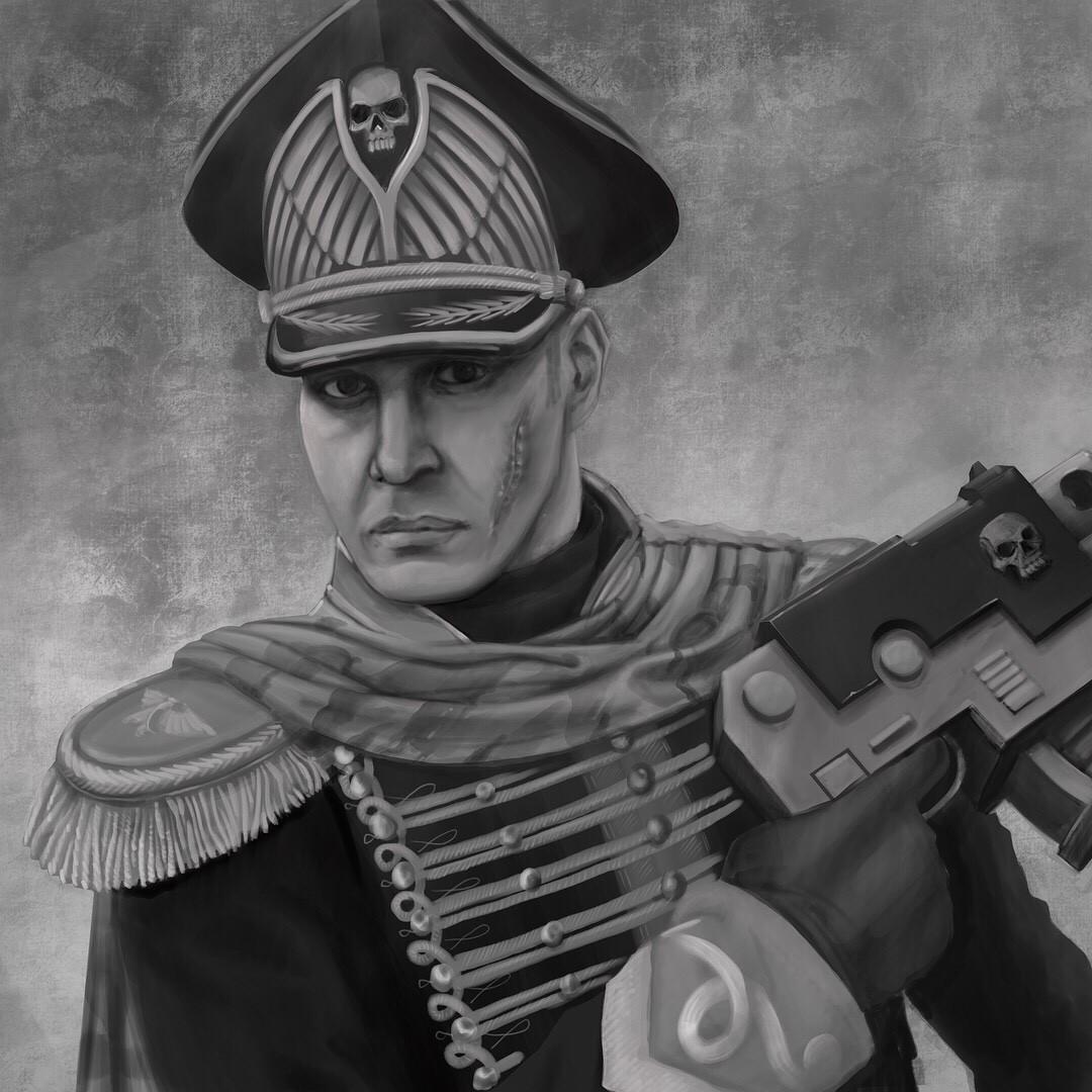 Commissar Gaunt