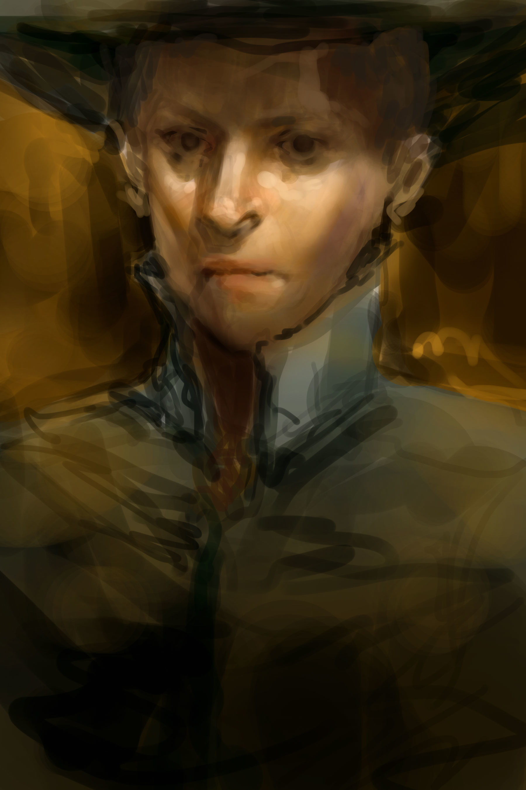 Madeline buanno general sketch