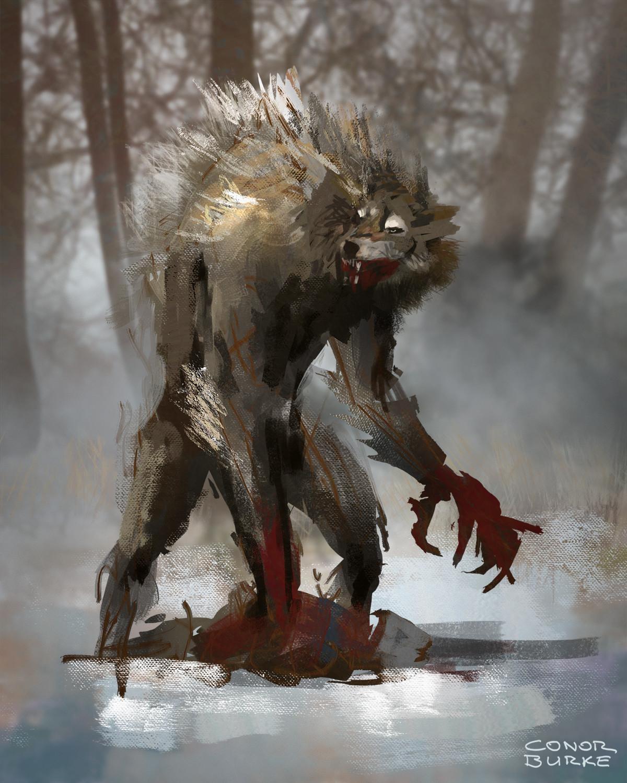 Conor burke 180723 wolf