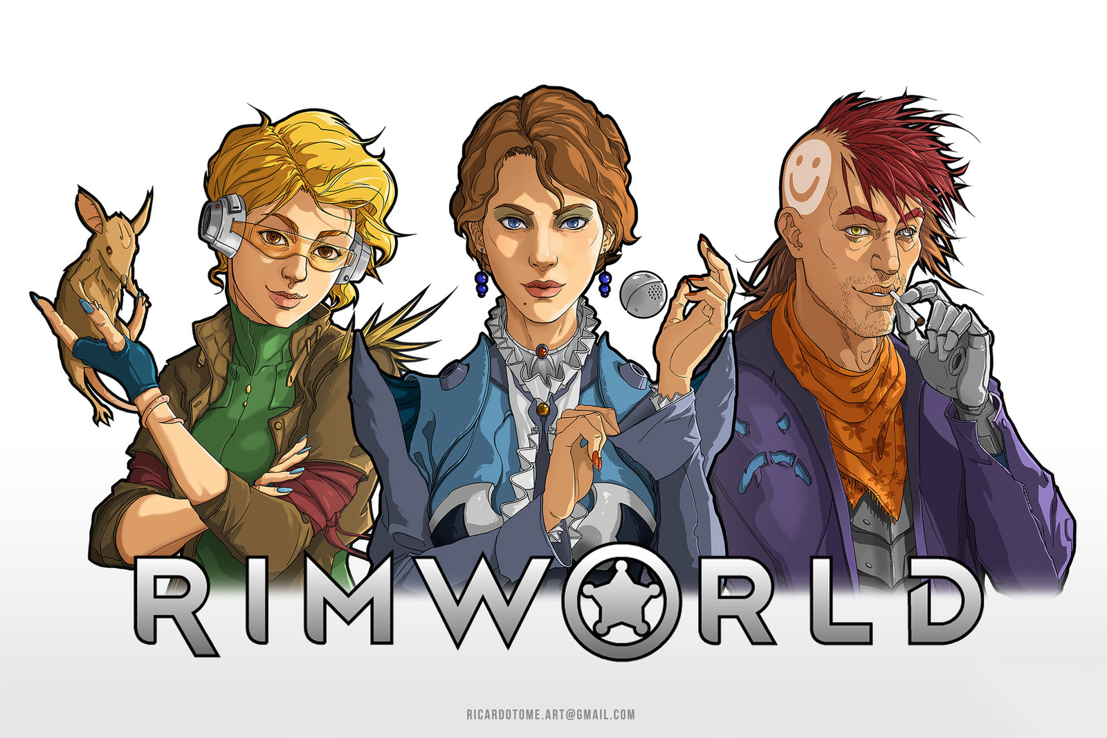 Rimworld - Storytellers