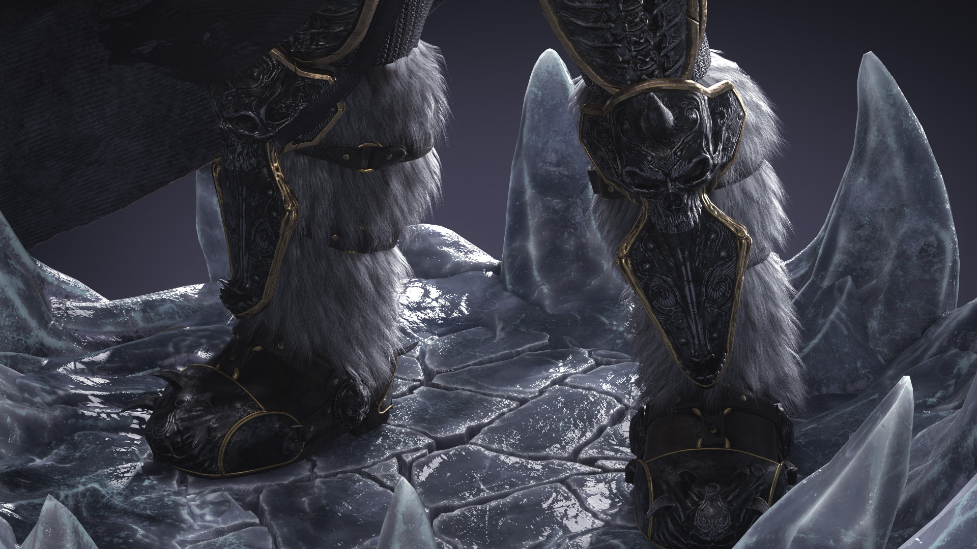 Velimir kondic 5 fur legs