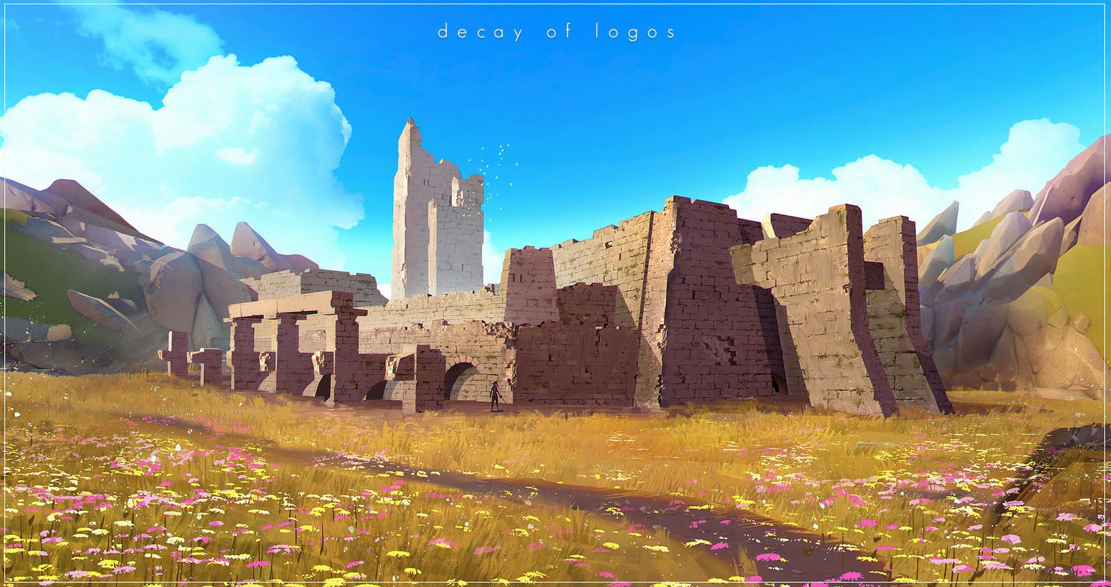 Decay of Logos - Arbor Sanctum Ruins