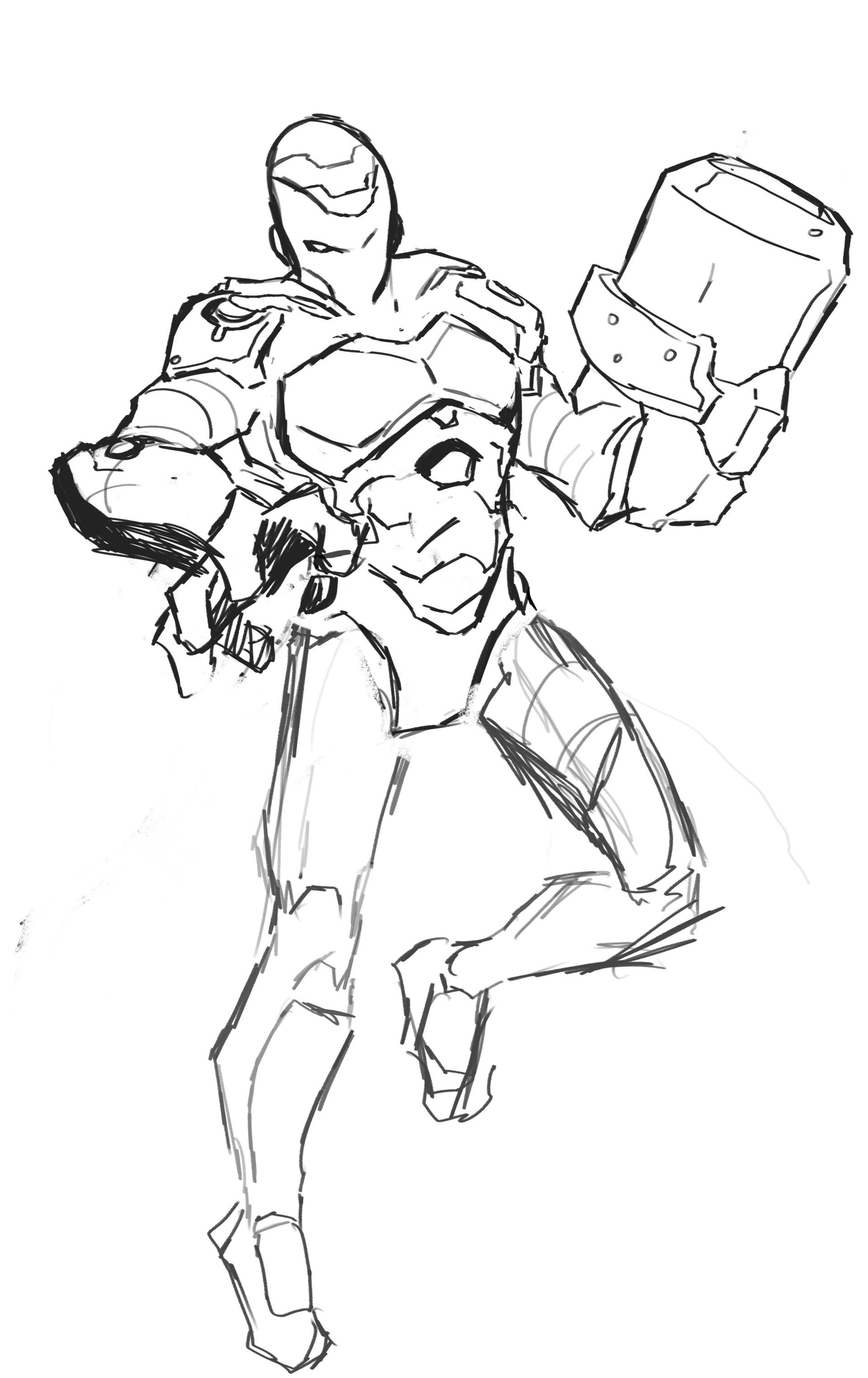 Gbenle maverick cyborg 3