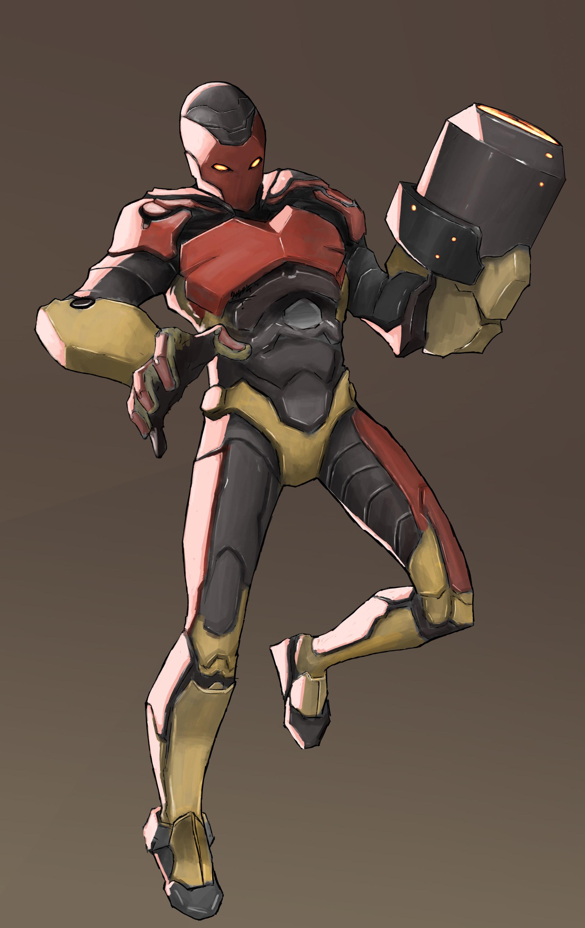 Gbenle maverick cyborg 7 6
