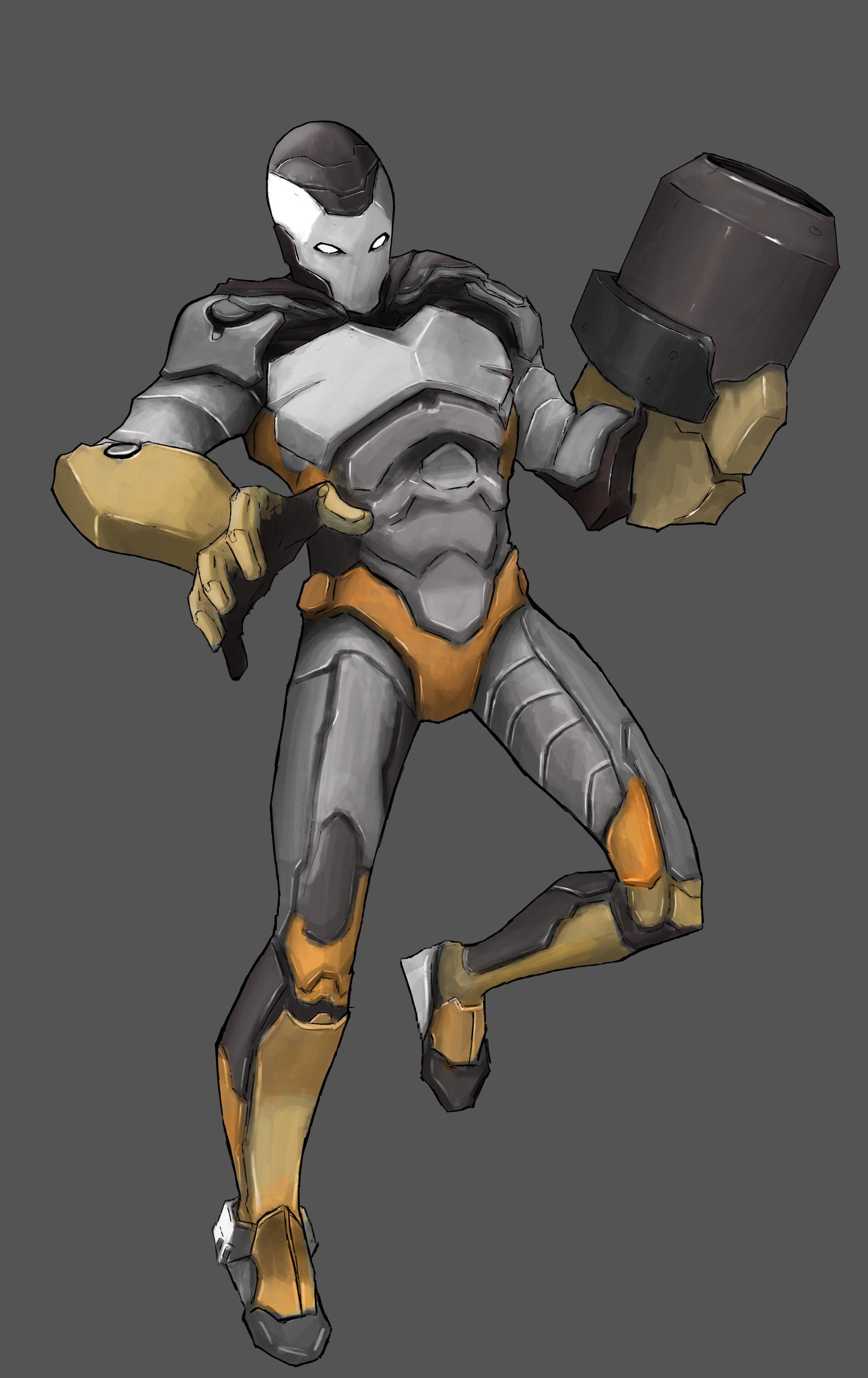 Gbenle maverick cyborg 8